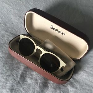Illesteva Le Steel Sunglasses - New